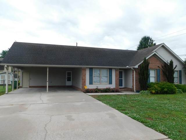 118 Sheridan Ave W, Muscle Shoals, AL 35661 (MLS #430597) :: MarMac Real Estate