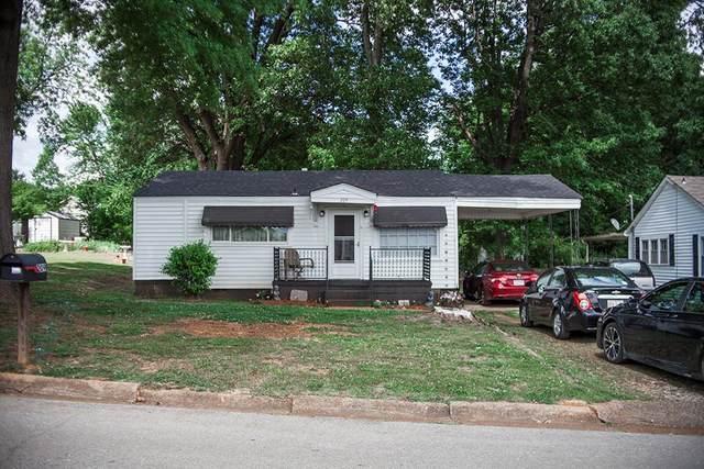 209 S Richard St, Florence, AL 35630 (MLS #430612) :: MarMac Real Estate