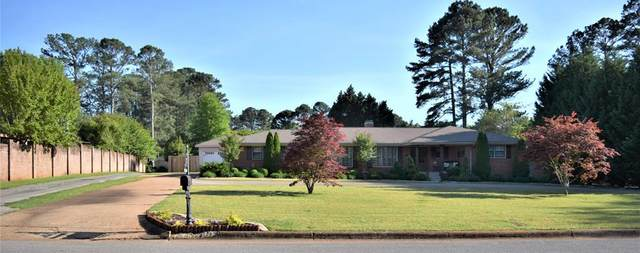 2012 Berry Ave, Florence, AL 35630 (MLS #430613) :: MarMac Real Estate
