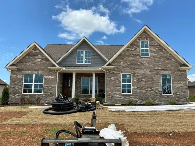 108 Sullivan Rd, Muscle Shoals, AL 35661 (MLS #430620) :: MarMac Real Estate
