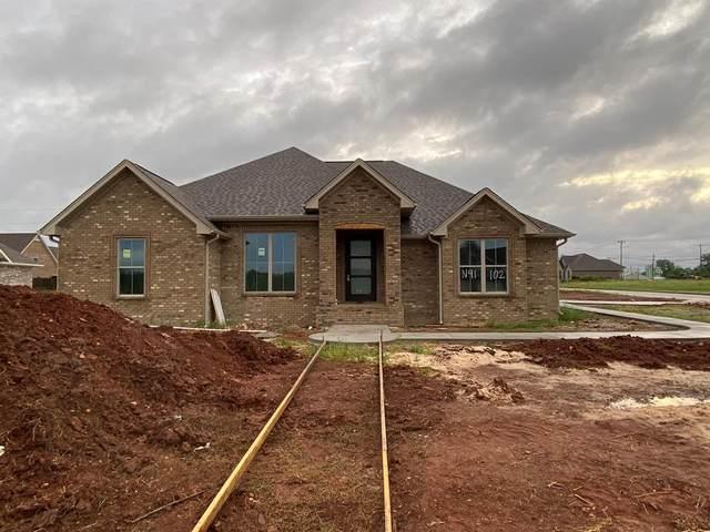 102 Sullivan Rd, Muscle Shoals, AL 35661 (MLS #430621) :: MarMac Real Estate