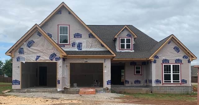 229 Chestnut Oak Drive, Florence, AL 35630 (MLS #430638) :: MarMac Real Estate