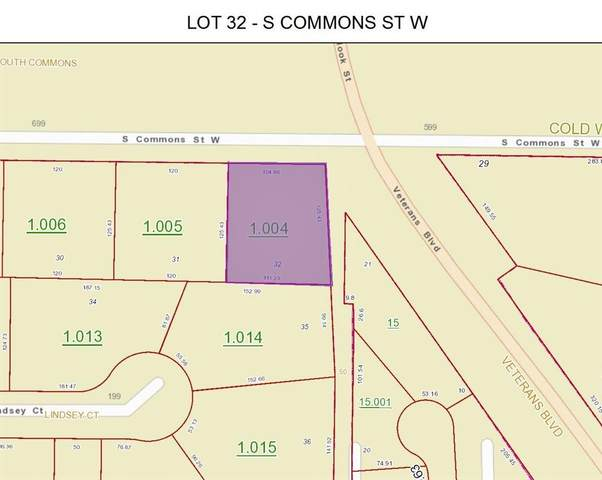 Lot 32 Commons St Sw, Tuscumbia, AL 35674 (MLS #430670) :: MarMac Real Estate