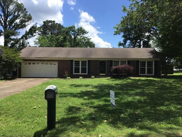 7150 Dalewood St, Florence, AL 35634 (MLS #430674) :: MarMac Real Estate