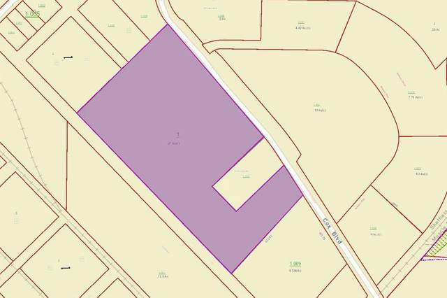 000 Cox Blvd, Sheffield, AL 35660 (MLS #430702) :: MarMac Real Estate