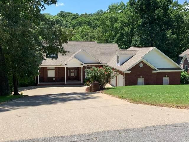 606 Ridgecliff Dr, Florence, AL 35634 (MLS #430800) :: MarMac Real Estate