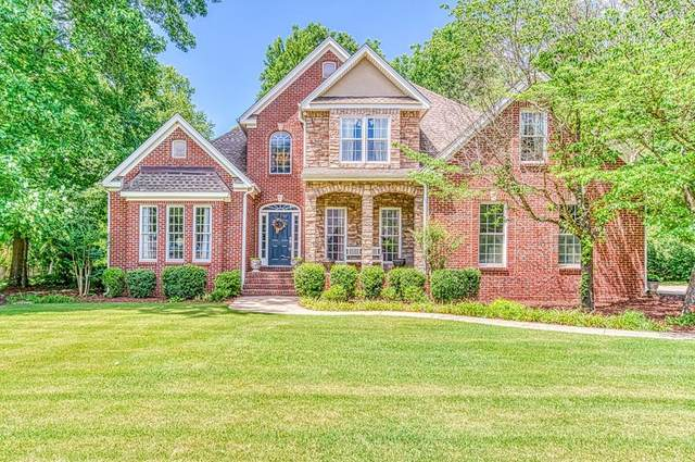 202 Tanglewood Dr, Russellville, AL 35653 (MLS #430802) :: MarMac Real Estate