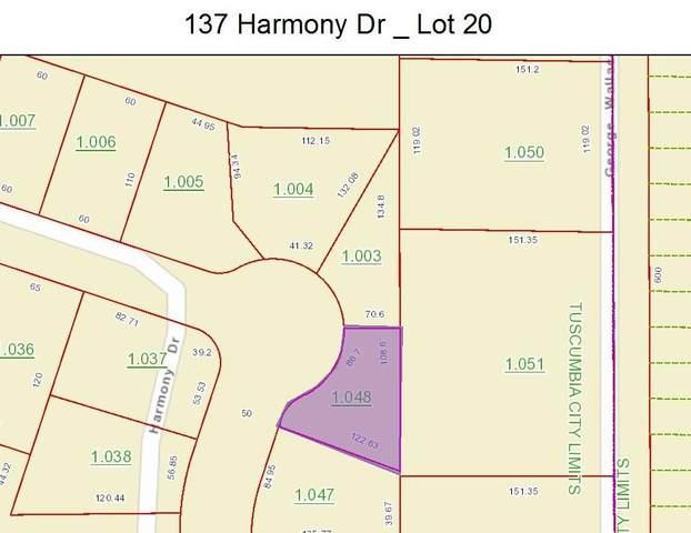 139 Harmony Dr #20, Tuscumbia, AL 35674 (MLS #430884) :: MarMac Real Estate