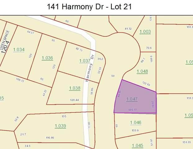 141 Harmony Dr #21, Tuscumbia, AL 35674 (MLS #430885) :: MarMac Real Estate