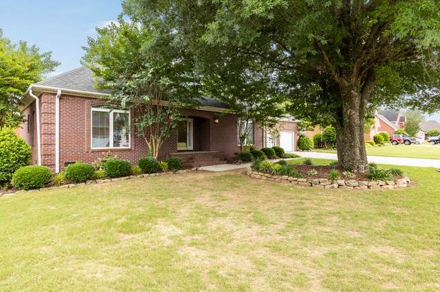 703 Beverly Dr, Muscle Shoals, AL 35661 (MLS #430898) :: MarMac Real Estate