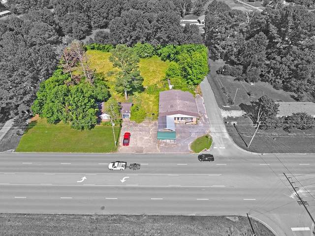 4208 Hwy 157, Florence, AL 35633 (MLS #430975) :: MarMac Real Estate
