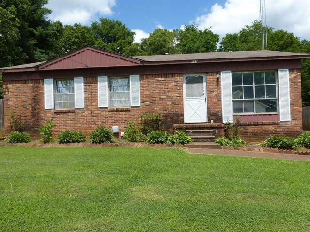 523 Trade St, Florence, AL 35630 (MLS #431108) :: Amanda Howard Sotheby's International Realty