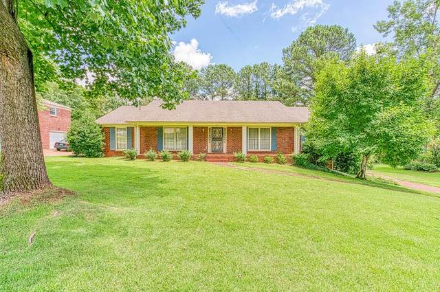 410 Robinhood Dr, Florence, AL 35633 (MLS #431114) :: Amanda Howard Sotheby's International Realty