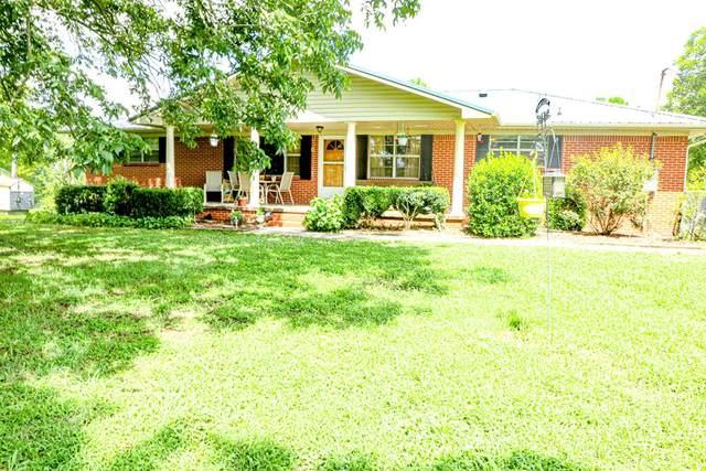 1201 Shelnutt Lp, Phil Campbell, AL 35581 (MLS #431119) :: MarMac Real Estate