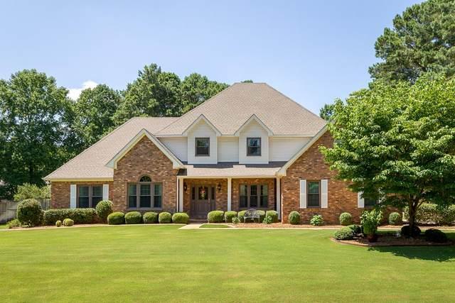233 Indian Springs Dr, Florence, AL 35634 (MLS #431245) :: MarMac Real Estate