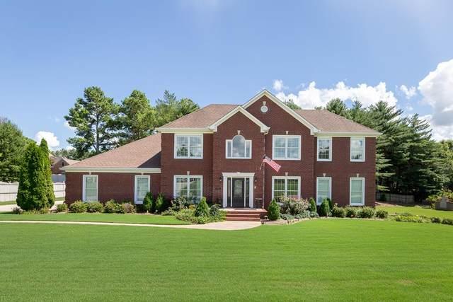 9177 Turtle Point Dr, Killen, AL 35645 (MLS #431378) :: MarMac Real Estate