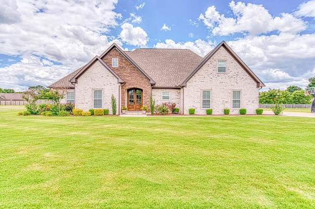 162 Carron Ln, Tuscumbia, AL 35674 (MLS #431424) :: MarMac Real Estate