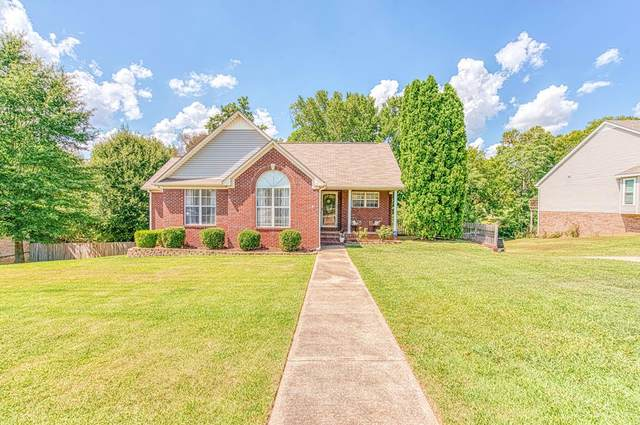 1040 Brookhill Dr, Killen, AL 35645 (MLS #431488) :: MarMac Real Estate
