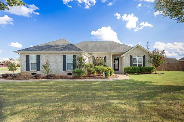 300 W Pershing Ave, Muscle Shoals, AL 35661 (MLS #431492) :: MarMac Real Estate