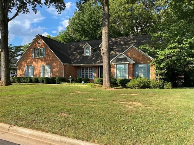 202 E Willow Oak Dr, Muscle Shoals, AL 35661 (MLS #431493) :: MarMac Real Estate