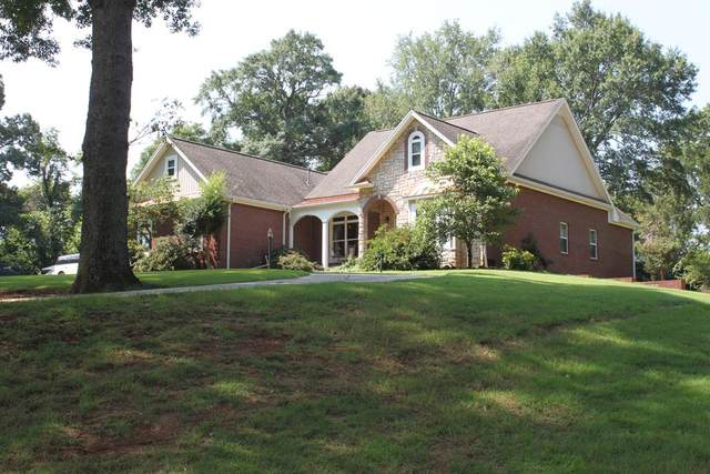 13683 County Line Rd, Muscle Shoals, AL 35661 (MLS #431523) :: MarMac Real Estate