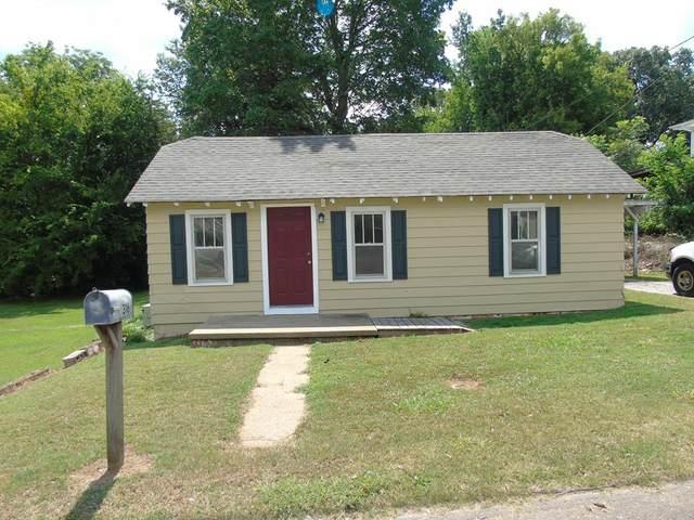 316 Lelia St, Florence, AL 35630 (MLS #431532) :: MarMac Real Estate