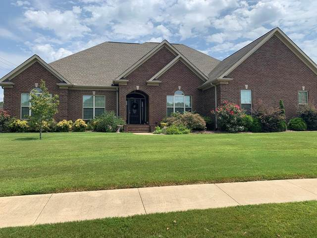 105 Shadybrook Dr, Florence, AL 35630 (MLS #431575) :: Amanda Howard Sotheby's International Realty