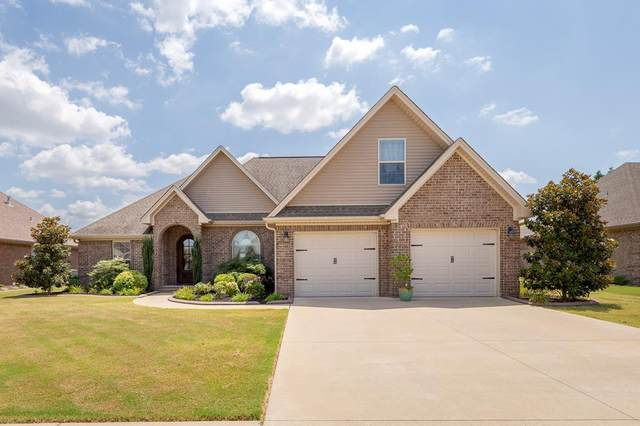 109 Rhett Dr, Muscle Shoals, AL 35661 (MLS #431577) :: Amanda Howard Sotheby's International Realty