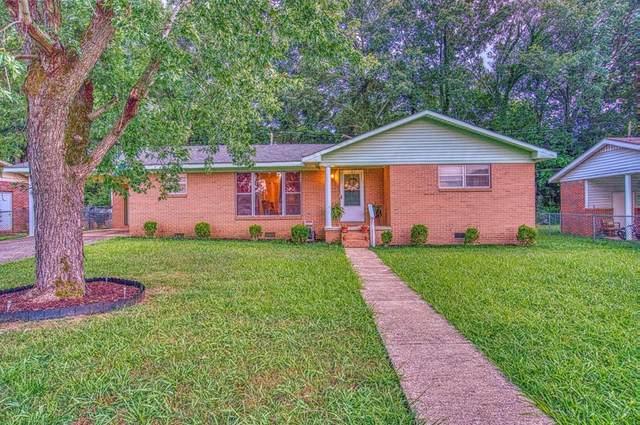 1116 Paul E Johnson Dr, Tuscumbia, AL 35674 (MLS #431586) :: MarMac Real Estate