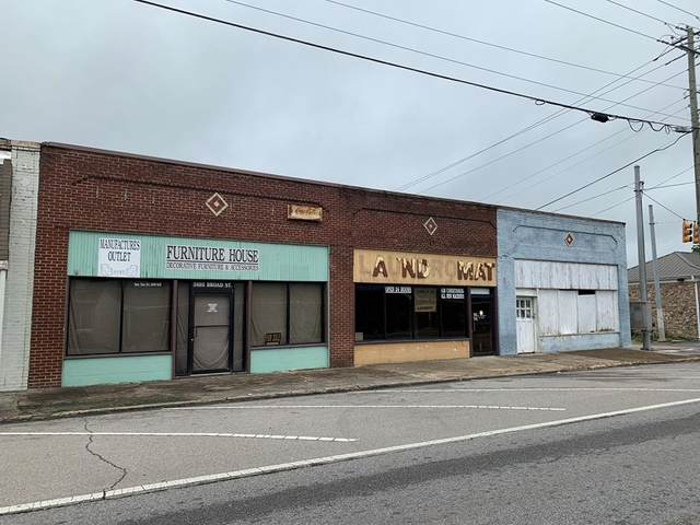 3481 Broad St, Phil Campbell, AL 35581 (MLS #431610) :: MarMac Real Estate