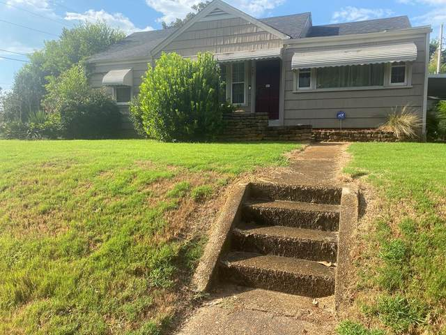 438 W Cleveland Ave, Florence, AL 35630 (MLS #431654) :: MarMac Real Estate