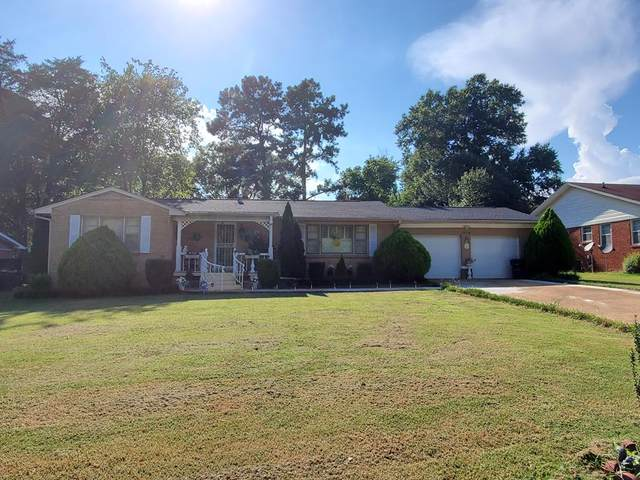 1934 Holiday Dr, Florence, AL 35630 (MLS #431675) :: MarMac Real Estate