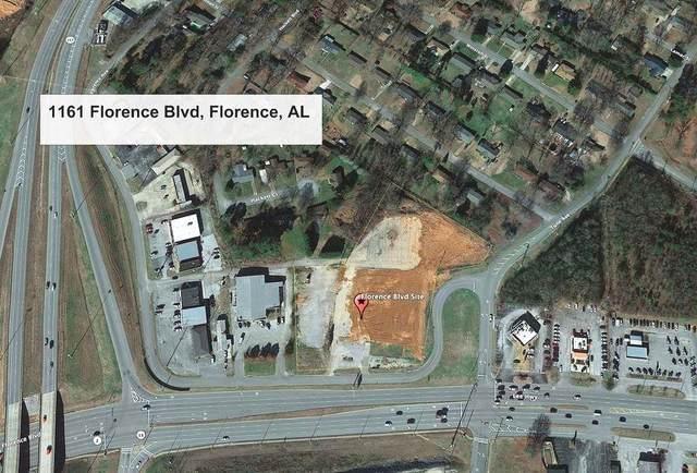 1161 Florence Blvd, Florence, AL 35630 (MLS #431689) :: MarMac Real Estate