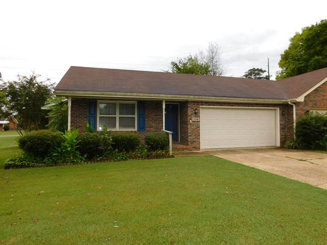 209 William Ct, Florence, AL 35630 (MLS #431776) :: MarMac Real Estate
