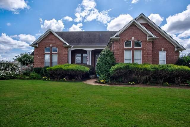 212 Mary Ellen Dr, Muscle Shoals, AL 35661 (MLS #431857) :: MarMac Real Estate