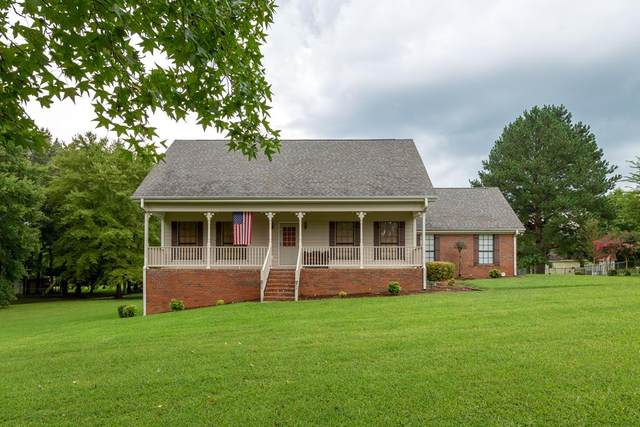 318 Brandenburg Dr, Florence, AL 35634 (MLS #431882) :: MarMac Real Estate