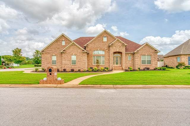 284 Plantation Springs Dr, Florence, AL 35630 (MLS #431887) :: MarMac Real Estate