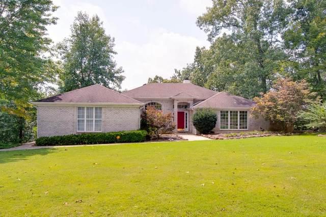 112 Park Ridge Rd, Florence, AL 35633 (MLS #431893) :: MarMac Real Estate