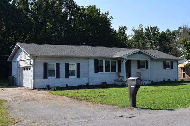 132 Emmitt Goodwin St, Muscle Shoals, AL 35665 (MLS #431912) :: MarMac Real Estate
