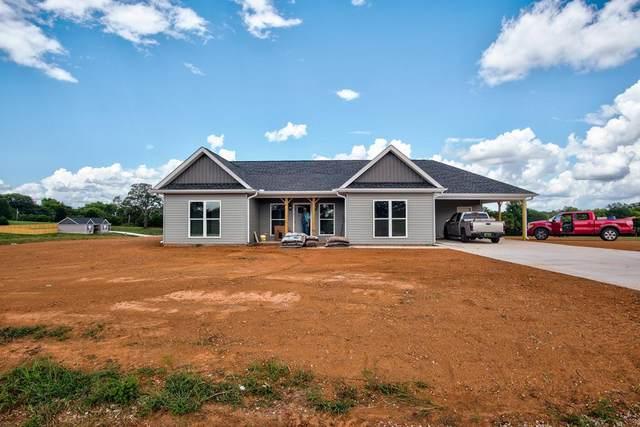 47 Ridge Dr, Muscle Shoals, AL 35661 (MLS #431934) :: MarMac Real Estate