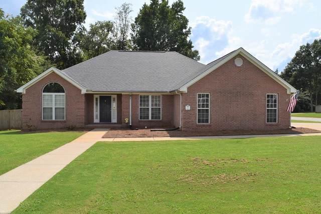 311 Kingston Dr, Florence, AL 35633 (MLS #431954) :: MarMac Real Estate