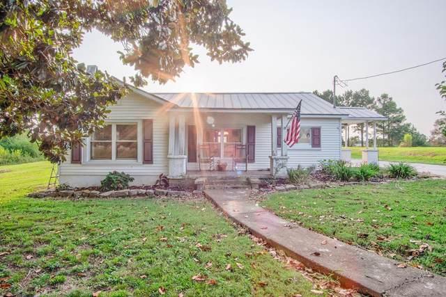 5867 Hwy 101, Rogersville, AL 35652 (MLS #431966) :: MarMac Real Estate
