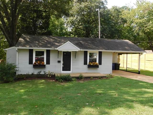 679 Sannoner Ave, Florence, AL 35630 (MLS #431976) :: MarMac Real Estate