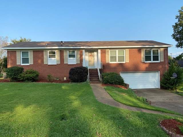 2934 Alexander St, Florence, AL 35633 (MLS #431983) :: MarMac Real Estate