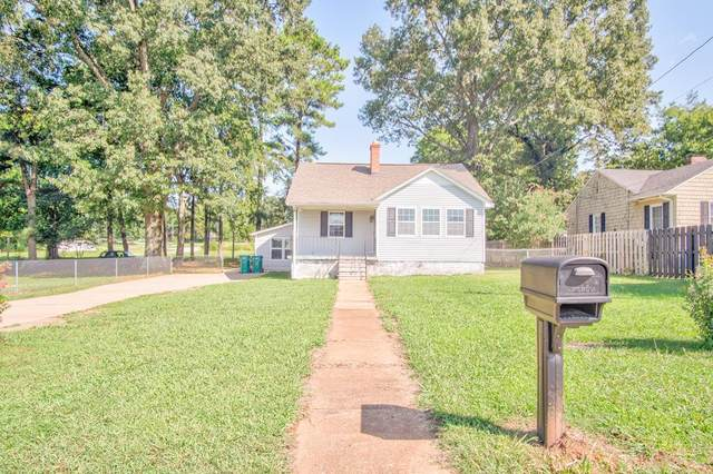 1405 Lynn St, Sheffield, AL 35660 (MLS #432065) :: MarMac Real Estate