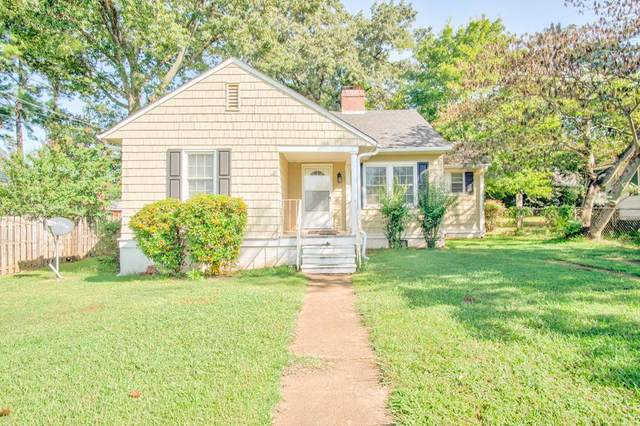 1407 Lynn St, Sheffield, AL 35660 (MLS #432075) :: MarMac Real Estate
