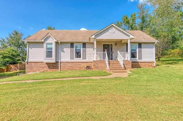 413 Brookside Dr, Killen, AL 35645 (MLS #432105) :: MarMac Real Estate