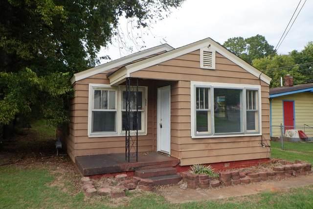 504 W Irvine Ave, Florence, AL 35630 (MLS #432135) :: MarMac Real Estate