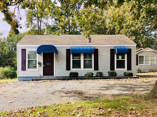 1705 Wood Ave N, Florence, AL 35630 (MLS #432148) :: MarMac Real Estate
