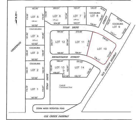 Lot10 Renaissance St, Florence, AL 35630 (MLS #432194) :: MarMac Real Estate